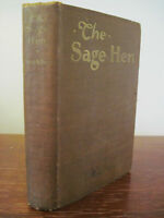 The Sage Hen F.R. Buckley Novel 1st Edition First Printing Fiction Vintage