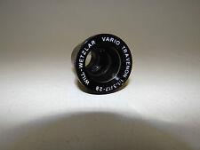 Will Wetzlar Objektiv Vario Travenon 1:1,5/17-28 mm Projektor Linse NOS W4