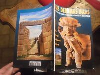 ART PRECOLOMBIEN Les Derniers Incas Civilisation Précolombienne Equateur Statue