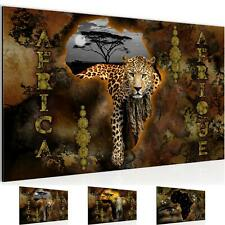 WANDBILDER XXL BILDER Afrika VLIES LEINWAND BILD KUNSTDRUCK 02261P