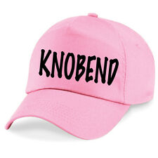 KNOBEND Printed Baseball Cap Hat Funny Joke Drink Beer STAG NIGHT fancy dress