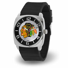 Chicago Blackhawks Men's Forever a Fan Watch NHL Hockey WTF7701