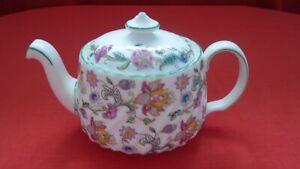 Minton Haddon Hall  A Stunning Small Tea pot VGC