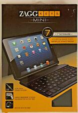 "Zagg Keys Mini made for Apple iPad Mini 7"" Keyboard"