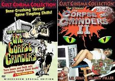 CORPSE GRINDERS 1-2-3: Ted V Mikel Classics- Killer Cats & More - NEW 3 DVD