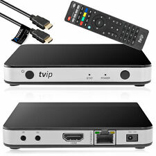 TVIP V.605 Wifi IPTV SET TOP BOX Multimedia Player Internet TV USB HDMI 1080p