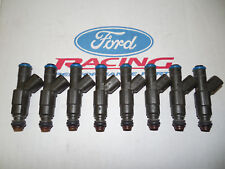 FORD RACING MUSTANG GT COBRA 24 # lb POUND FUEL INJECTORS 4.6 / 5.0 SET of 8 OEM