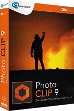 Photo Clip 9 Download EAN 4023126120731 Kreatives Bilderbearbeitung von InPixio