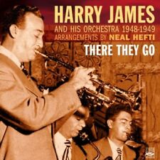 Harry James and his Orchestra THERE THEY GO 1948-1949 ARRANGEMENTS BY NEAL HEFTI