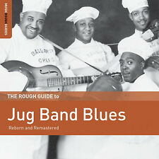 Various Artists : The Rough Guide to Jug Band Blues: Reborn and Remastered CD