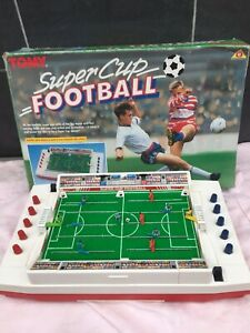 Tomy Super Cup Football Electronic Game 1980s working