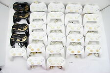 Fully Tested! Lot of 27 Original Nintendo Wii Classic Pro Controller White #3336