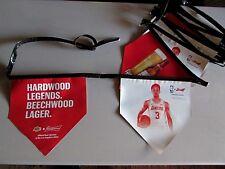 New 30' Budweiser Lakers Josh Hart #3 Basketball Vinyl Beer String Banner Sign