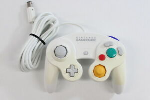 Official Nintendo GameCube Controller Pad White OEM TIGHT T3 Stick Switch GO506