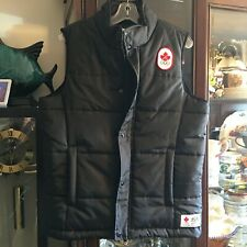 Hudsons Bay Vest Canada Olympic Mens Small
