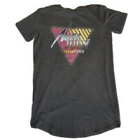Mens Nana Judy Graphic Tee 80s 90s Style Print NWT Tshirt Size M Medium