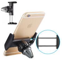 Q52C 360° Universal Auto Halterung KFZ Lüftungsgitter Handy Halter Smartphone 👍