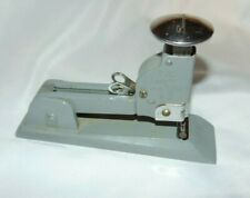 Vintage SWINGLINE No. 13 Gray Stapler Works Great