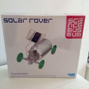 Science Museum Solar Rover 8+