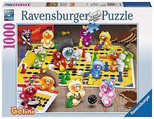 RAVENSBURGER PUZZLE*1000 TEILE*SPIELEABEND BEI DEN GELINI*NEU+OVP