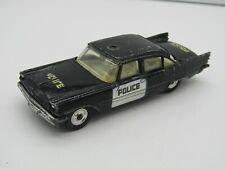 VINTAGE MECCANO DINKY TOYS 258 USA POLICE DESOTO FIREFLITE CAR