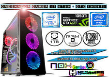 Ordenador Gamer PC Core i7 8700 X6 a 4.6Ghz  8GB Ram 1tb Nvidia GTX1050ti 4GB