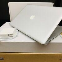 Apple MacBook Pro 17-inch Computer Intel 2.8GHz 4GB 500GB DVDRW macOS El Captain