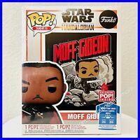 Funko POP! Target Collector's Box Star Wars The Mandalorian Moff Gideon Tee XXL