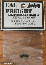 CA Freight & Detail N #2120 Halogen Ind Lights
