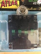 Atlas HO/N Scale #215 Selector Controller BNOS #215