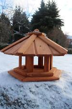 Vogelhaus Futterhaus Vogelhäuschen Futterhäuschen Birke Holz Natur Vogelvilla