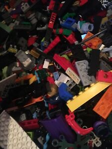 bulk lot - 4 pounds of Official LEGOS variety of lego bricks Plates New/old Sets