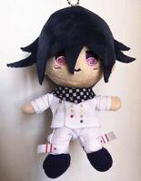 Danganronpa V3 Oma Kokichi Plush Toy Doll Dangan Ronpa Keychain Bag Charm Strap