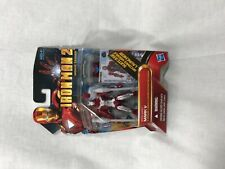 NEW Iron Man 2 Movie Series #11 Mark V Marvel Hasbro 2010