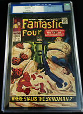 1967 Marvel Fantastic Four #61 CGC 9.0 Off White Pages