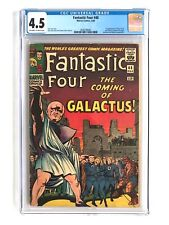 Fantastic Four 48 CGC 4.5 OW/WHITE 1st appearance Silver Surfer & Galactus