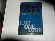 Just One Look by Harlan Coben (2006) SIGNED 1st/1st