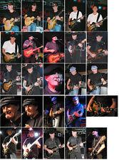 100 Jan Akkerman colour concert photos 2004/5/6/7/8