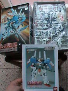 gundam sentinel 5 model kit Ex-S gundam extraordinary version1/144kit rarobandai