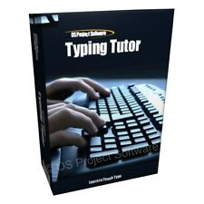 AN TYPING TUTOR INSTRUCTOR SOFTWARE LEARN TO TYPE COURSE