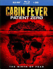 Cabin Fever: Patient Zero [Blu-ray] DVD, Graham, Currie, Donowho, Ryan, Eaton, B