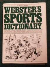 1976 Webster's Sports Dictionary