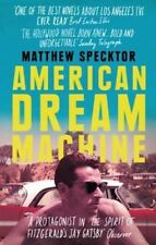 American Dream Machine by Matthew Specktor (Paperback, 2014) (F8)