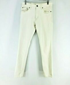 American Eagle Outfitters Jeans Mens Size 31 x 34 Slim Extreme Flex Cream (n)