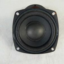 "2X 3""inch Speaker passive radiator Bass auxiliary speaker Low frequency radiator"