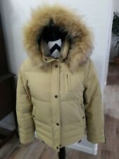 SNOW IMAGE WOMEN WINTER Down Jackets Fur Collar SIZE Small