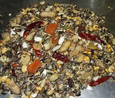 50 Lbs 3500 Wholesome Parrot Food No Artificial Colors Or Flavors