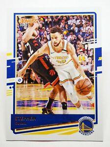 Panini Donruss 2020-21 N10 NBA trading card #41 Golden State Warriors Curry