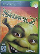 Shrek 2. XBox. Fisico. Pal Es