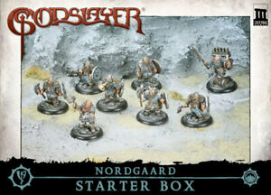 MG-0400 NORDGAARD STARTER BOX - GODSLAYER - MEGALITH - FANTASY - K